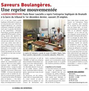 JDE 01 04 16 SAVEURS BOULANGERES